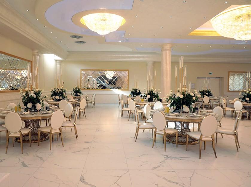 ALMAS Event Center - Kleiner Saal
