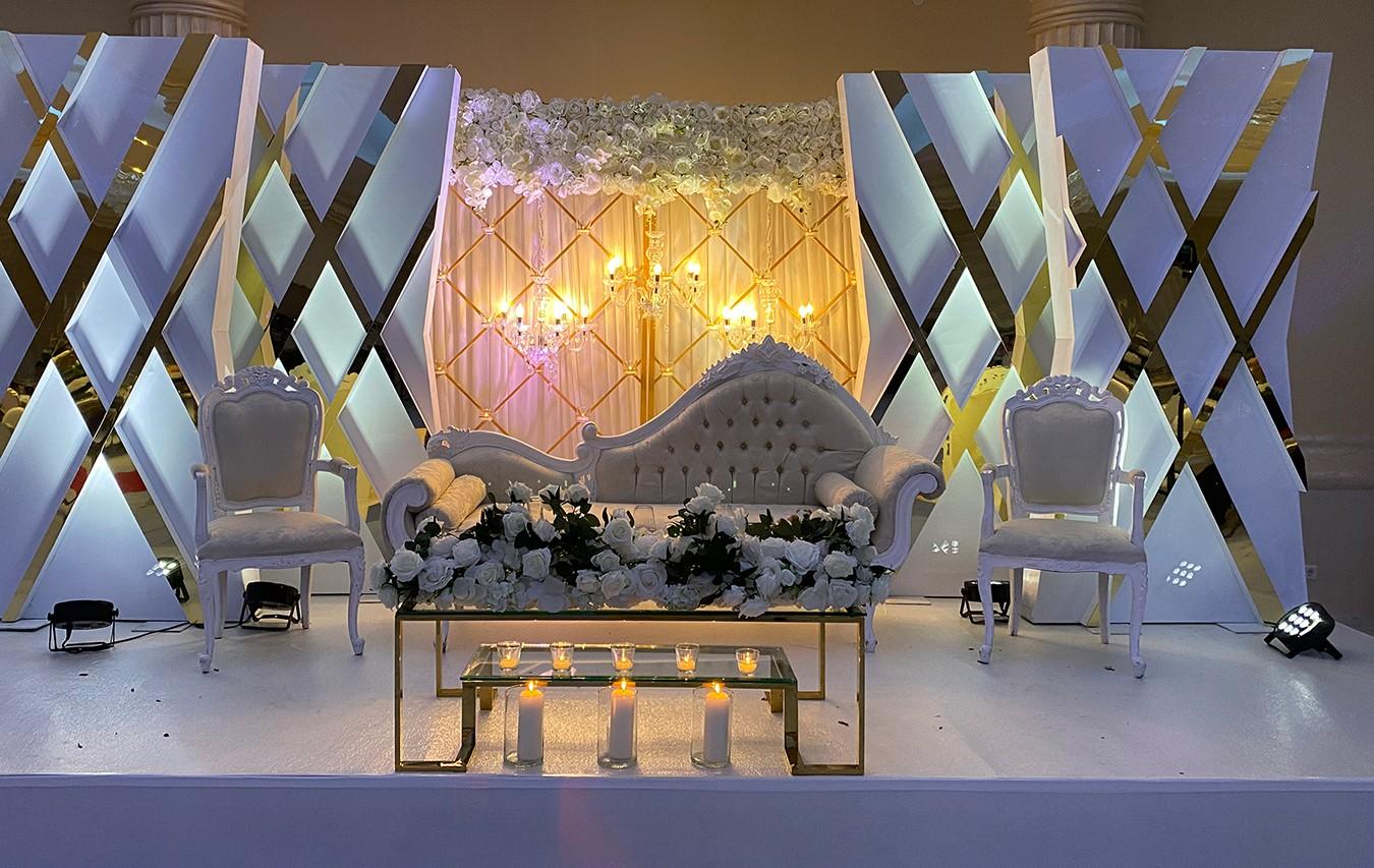 ALMAS Event Center - Großer Saal Bühne