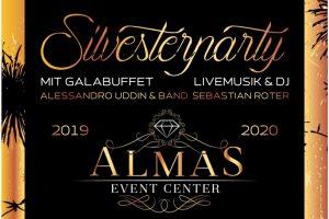 ALMAS Event Center - Silvester Party 2019