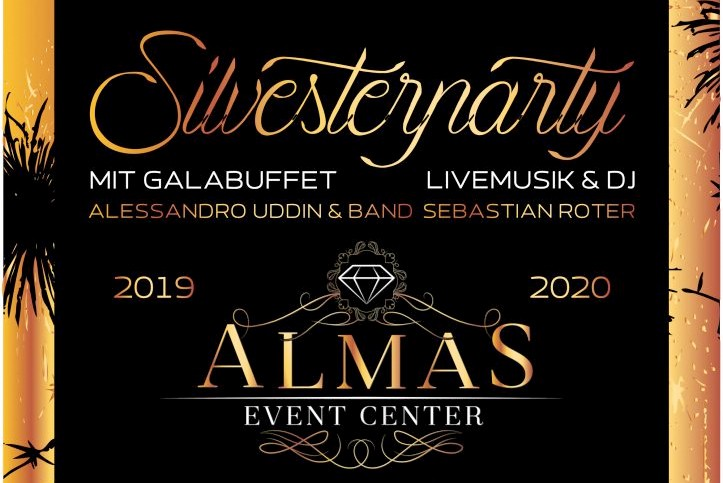 ALMAS Event Center - Silvester Party 2019